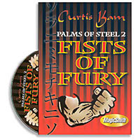 Palms of Steel #2: Fists of Fury - Curtis Kam (DVD)