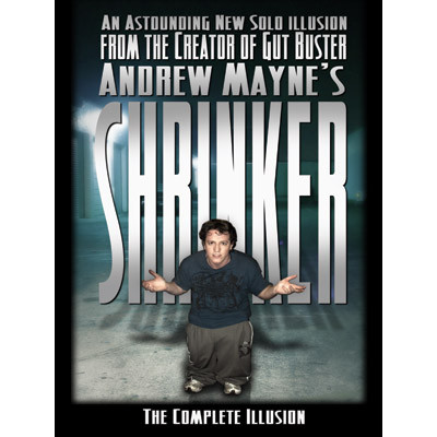 Shrinker by Andrew Mayne