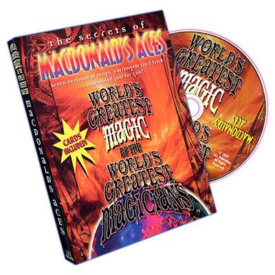 MacDonald's Aces (World's Greatest Magic) (DVD)