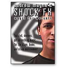 Shock FX - Andrew Mayne (DVD)