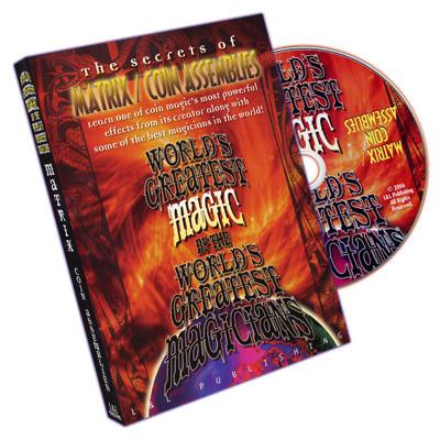 Matrix / Coin Assemblies WGM (DVD)