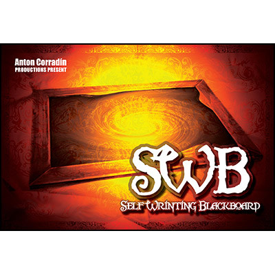 SWB (Self Writing Blackboard) by Anton Corradin