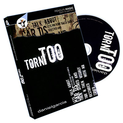 Torn Too by Daniel Garcia (DVD)