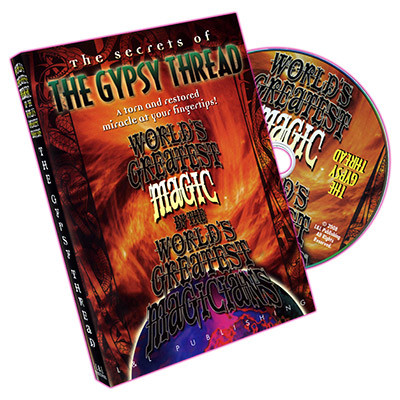 The Gypsy Thread (World's Greatest Magic) (DVD)