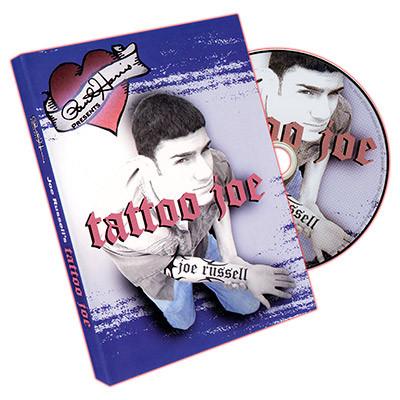 Tattoo Joe by Joe Russell and Paul Harris (DVD)