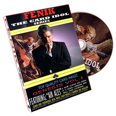 The Card Idol Series Vol 1 by Fenik (DVD)