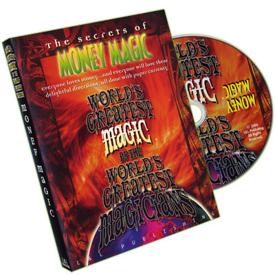 Money Magic (World's Greatest Magic) (DVD)