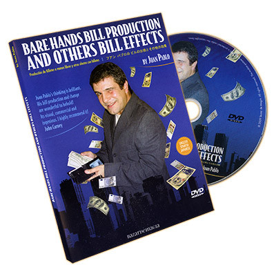 Bare Hands Bill Production and Other Bill Effects (DVD)