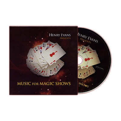 Music for Magic Shows by Henry Evans -Musik für Zaubershows