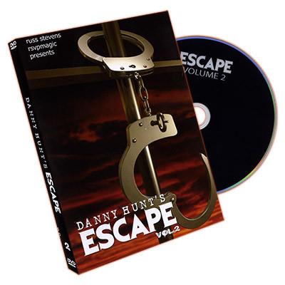 Escape Vol. 2 by Danny Hunt (DVD)