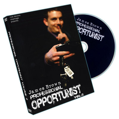 Professional Opportunist Vol. 2 by James Brown (DVD)