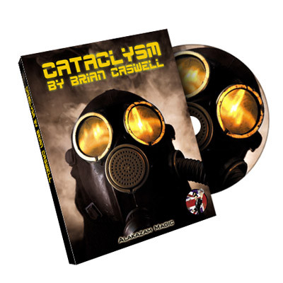 Cataclysm by Brian Caswell & Alakazam (DVD)