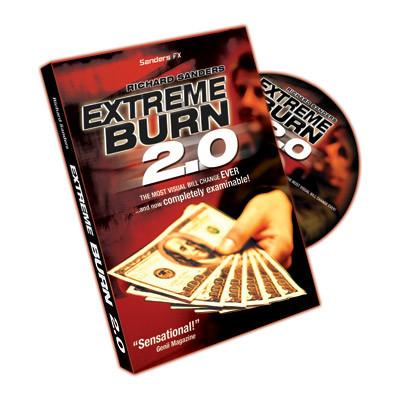 Extreme Burn 2.0 Locked & Loaded by Richard Sanders DVD