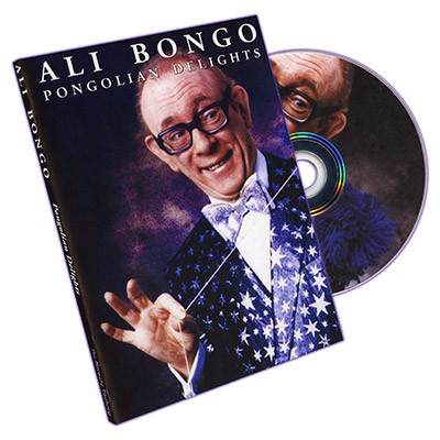 Pongolian Delights by Ali Bongo DVD