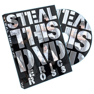 Steal This DVD by Eric Ross (DVD)