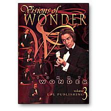 Visions of Wonder - Tommy Wonder Vol 3 (DVD)