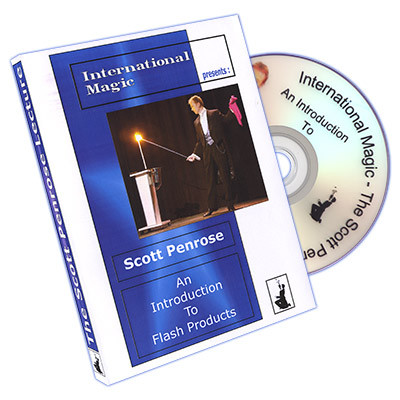 An Introduction to Flash Products by Scott Penrose  (DVD)