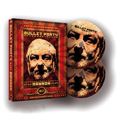 Bullet Party (2 DVD Set) by John Bannon