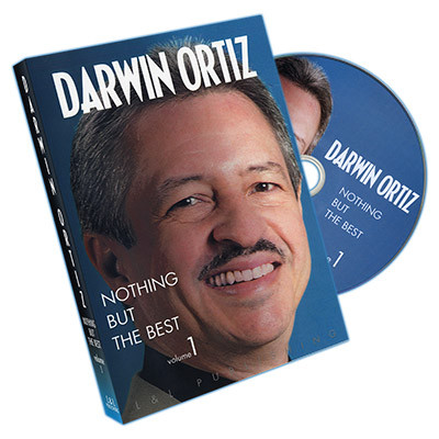 Darwin Ortiz - Nothing But The Best Vol 1 DVD
