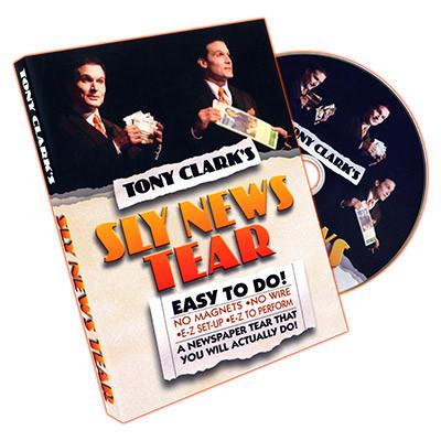 Sly News Tears by Tony Clark