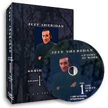 Jeff Sheridan Genius At Work Vol 1 - Street Act (DVD)