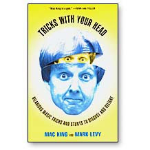 Tricks with your head book