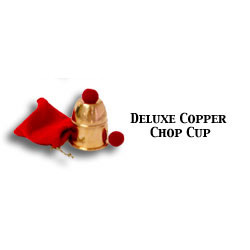 Chop Cup deluxe Kupfer