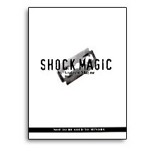 Shock Magic Book by Andrew Mayne