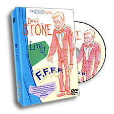 David Stone Live at the 4F! (DVD)