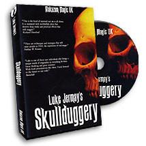 Skullduggery  by Luke Jermay (DVD)