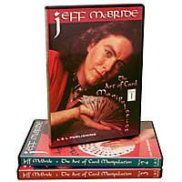 Art of Card Manipulation Volumes by Jeff McBride Vol 1 (DVD)