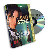 Basic Coin Magic vol.1 by David Stone (DVD)