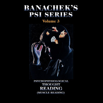 Banachek's Psi Series Vol 3 (DVD)