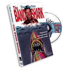 Band Shark by Dan Harlan (DVD)