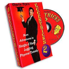 Eccentricks 2 by Charlie Frye (DVD)