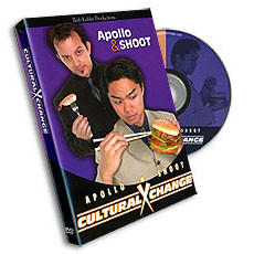 Cultural Xchange volume 1 by Apollo and Shoot (DVD)