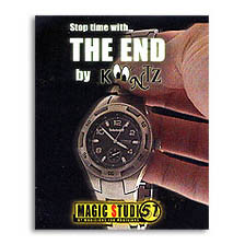 The END trick by Koontz
