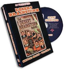 Desert Brainstorm from A-1 Magical Media Vol 1 (DVD)