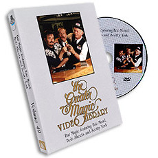 Bar Magic  from the Greater Magic Library (DVD)