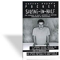 Pocket Sawing in Half - Andrew Mayne