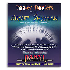 Daryl's Group Session