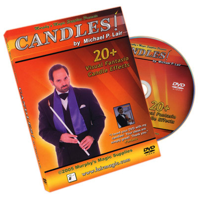 Candles! - Michael Lair,  (DVD)