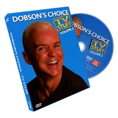 Dobson's Choice TV Stuff Volume 2 by Wayne Dobson (DVD)