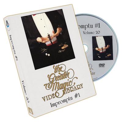 Impromptu Magic Vol.1 - Greater Magic Volume 20 (DVD)