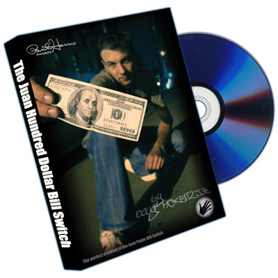 The Juan Hundred Dollar Bill Switch (DVD)