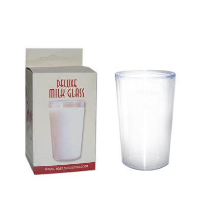Deluxe Milk Glass by Bazar de Magia