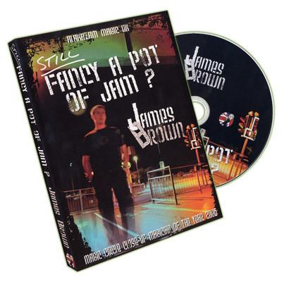 Still Fancy A Pot Of Jam? by James Brown (DVD)