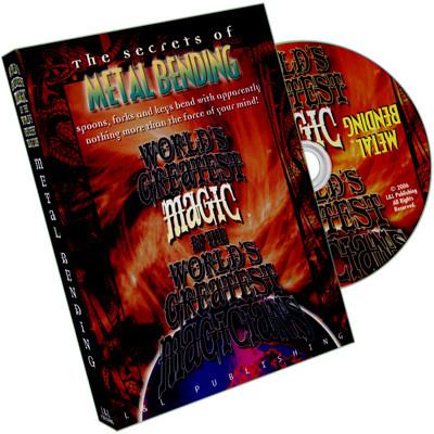 Metal Bending (World's Greatest Magic) (DVD)