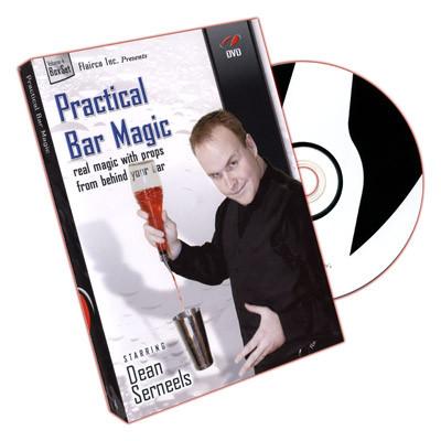 Practical Bar Magic by Dean Serneels (DVD)