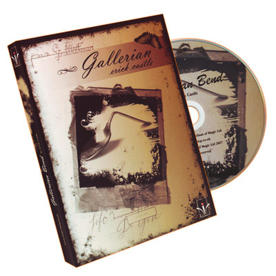 Gallerian Bend by Erick Castle (DVD)